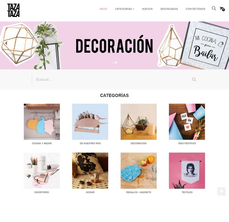 TazaTaza Shop online